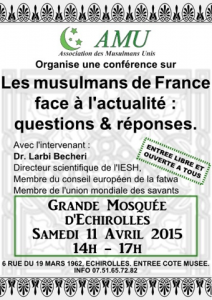 Les Musulmans face à l'actualité